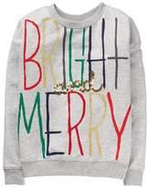 Gymboree Bright & Merry Pullover