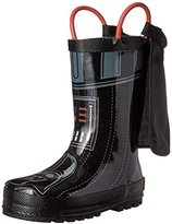 Western Chief Star Wars Darth Rain Pull-On Boot (Toddler/Little Kid/Big Kid)