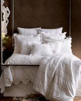 Juliet & Zella Bed Linens Scalloped Quilted Pillow