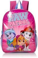 "Nickelodeon Paw Patrol Little Girls Skye and Friends"" Backpack with Lunch Kit"