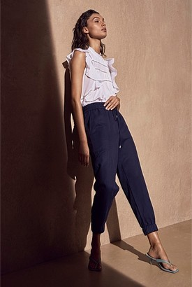 Witchery Tie Casual Pant