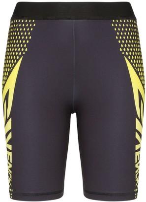 Givenchy Logo Print Cycling Shorts