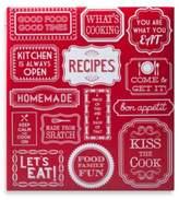 Eccolo EccoloTM Recipe Keeper in Red