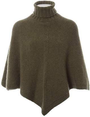 Ralph Lauren Khaki Cashmere Knitwear