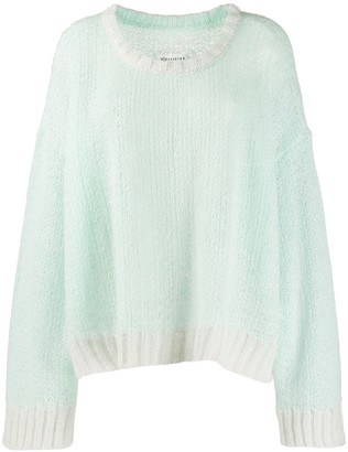 Maison Margiela Loose Knitted Jumper