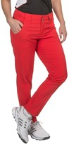 Jofit Belted Cropped Pants (For Women)