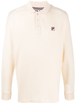 Fila Bertoni long-sleeve polo