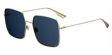 Christian Dior DiorStellaire Square Metal Sunglasses
