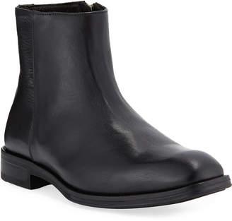 Donald J Pliner Men's Leather Side-Zip Boots