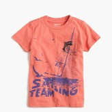 J.Crew Boys' sailboat T-shirt