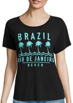 I (heart) Ronson I Heart Ronson I 'Heart' Ronson Short-Sleeve Brazil Tee