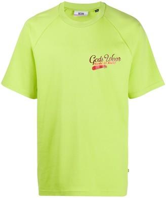 GCDS Short Sleeve Jersey T-Shirt