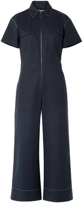 Elizabeth and James Morrison Cotton-blend Jumpsuit