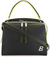 Bally zipped shoulder bag