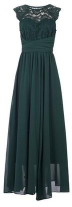 Dorothy Perkins Womens Jolie Moi Green Lace Maxi Dress, Green