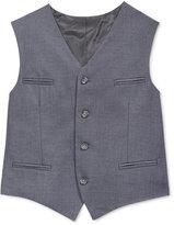 Calvin Klein Boys' Fine-Line Twill Vest