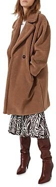 Marella Itri Teddy Bear Coat