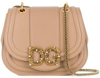 Dolce & Gabbana Logo Satchel Bag