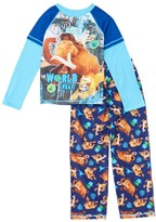 Komar Kids Blue Ice Age Pajama Set - Boys