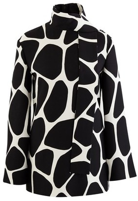 Valentino Printed blouse
