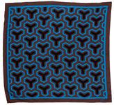 Gucci Silk Geomtric Print Scarf