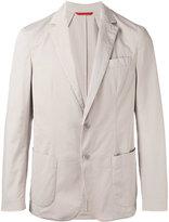 Fay classic blazer - men - Cotton/Spandex/Elastane/Viscose - 46