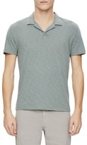Theory Men's Willem Nebulous Slub Polo