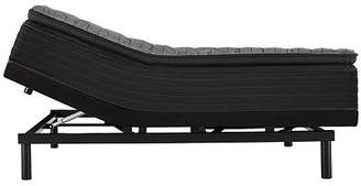 Sealy Humbolt Ltd Cushion Firm Tight Top Mattress + Ease Adjustable Base