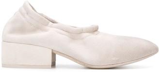 Marsèll Chunky-Heel Ballerinas