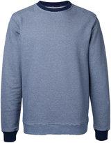 Oliver Spencer Mali sweatshirt - men - Cotton - S