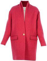 Etoile Isabel Marant edilon Pink Coat