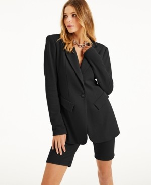 INC International Concepts Culpos X Inc One-Button Blazer, Created for Macy's