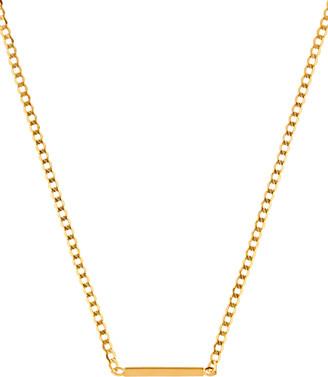 Loren Stewart Havana ID Chain Necklace