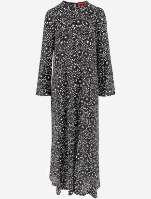 Colville Flower Printed Silk Women's Long Dress