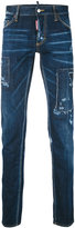 DSQUARED2 classic skinny jeans - men - Cotton/Polyester - 44