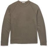 James Perse - Loopback Pima Cotton-jersey Sweatshirt
