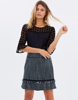 Review Bianca Boucle Skirt