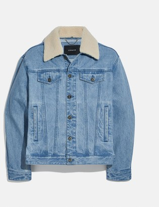 Coach Denim Jacket