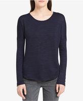 Calvin Klein Jeans Relaxed Long-Sleeve T-Shirt