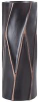 Torre & Tagus Tall Machado Carved Vase