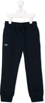 Lacoste Kids Logo Patch Track Trousers