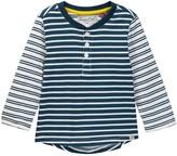 Sovereign Code Intersection Striped Henley Shirt (Toddler & Little Boys)
