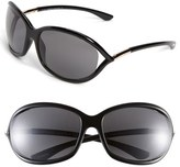 Tom Ford 'Jennifer' 61mm Polarized Sunglasses