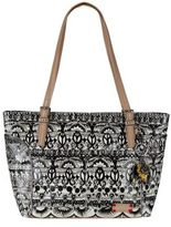 Sakroots Women's Artist Circle Medium Satchel