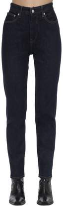Calvin Klein Jeans 3 Stitching Straight Cotton Denim Jeans