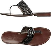 Beverly Feldman Toe strap sandals