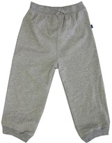Little Me Little Boys Solid Color Adjustable Waist Sweat Pants