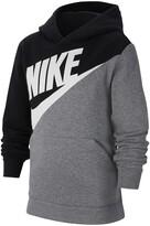 Nike Cotton Mix Hoodie, 6-16 Years