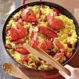 Staub Cast-Iron Paella Pan