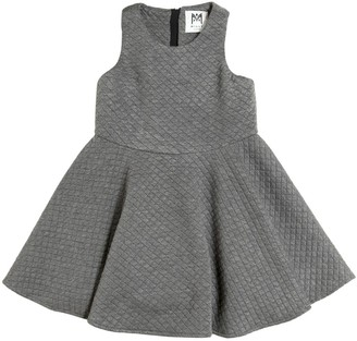 Milly Quilted Fleece Dress